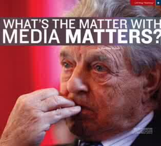 Another Elite Media Outlet(George Soros